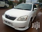 Toyota Allex 2004 White | Cars for sale in Central Region, Kampala