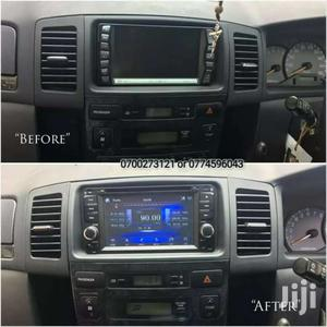 2003 To 2009 Prado Radio Upgrade