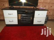 Tv Stand ,Black And White In A Good Condition. | Furniture for sale in Central Region, Kampala