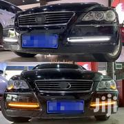 Toyota Mark X Bumper Led Lights With Indicator | Vehicle Parts & Accessories for sale in Central Region, Kampala