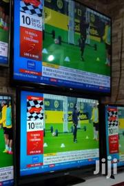 Brand New TVS In Stock 32inch With Inbuilt Free To Air Decorder | TV & DVD Equipment for sale in Central Region, Kampala