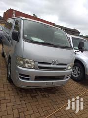 Toyota HiAce 2006 Silver | Buses & Microbuses for sale in Central Region, Kampala