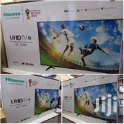 Hisense 50inches Smart UHD Tv | TV & DVD Equipment for sale in Central Region, Kampala