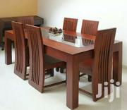 Dark Brown Dinning Set | Furniture for sale in Central Region, Kampala