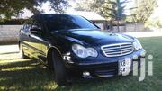 Mercedes-Benz C180 2006 Black | Cars for sale in Eastern Region, Jinja