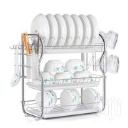 3 Steps Stainless Dish Rack | Kitchen & Dining for sale in Central Region, Kampala