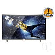 "Bruhm 32"" Free Channels LED Digital TV - Black 
