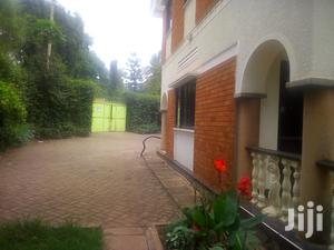 A Soreyed House for Rent in Kololo