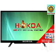 Hokoa Flat Screen TV 26 Inches | TV & DVD Equipment for sale in Central Region, Kampala