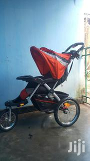 Black And Red Baby Pusher | Prams & Strollers for sale in Central Region, Kampala