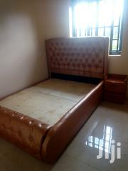 5 by 6 Leather Bed | Furniture for sale in Central Region, Kampala