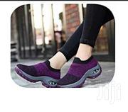 Ankle Elastine Sneakers | Shoes for sale in Central Region, Kampala