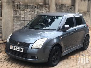 Suzuki Swift 2005 1.5 GLX Automatic Gray
