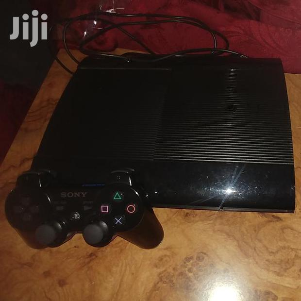 Archive: Chipped PS 3 Slim With Games On It