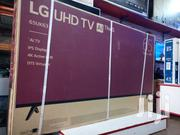 LG 65 Inches Super Uhd(4K) Digital/Satellite Flat Screen TV | TV & DVD Equipment for sale in Central Region, Kampala
