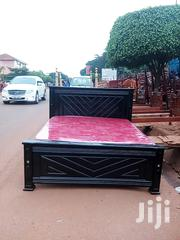 Simple Bed With Amatress 5x6 | Furniture for sale in Central Region, Kampala