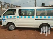 Toyota Hiace Taxi Nate 6 2 Wheel | Buses for sale in Central Region, Kampala