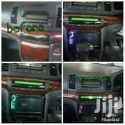 Double Radio Fitted In A Premio New Model. | Vehicle Parts & Accessories for sale in Western Region, Kisoro