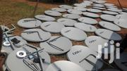 "Tv Mounting Dstv Zuku Canal+ Azam ""All"" Dish Installation 