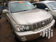 Toyota Kluger 2004 Gold | Cars for sale in Central Region, Kampala