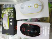 Wireless Magic Led Rechargeable Silent Click Bluetooth Charging Mouse | Computer Accessories  for sale in Central Region, Kampala