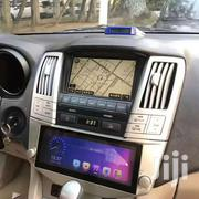 RX330 HARRIER NEW MODEL RADIO ANDROID | Vehicle Parts & Accessories for sale in Central Region, Kampala