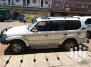 Toyota Land Cruiser Prado 2001 White | Cars for sale in Eastern Region, Tororo