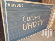 Samsung 65 Inches Curved Smart TV | TV & DVD Equipment for sale in Central Region, Kampala