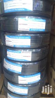 Cable Rj59 Coxiail With Power 100 MTR | Photo & Video Cameras for sale in Central Region, Kampala