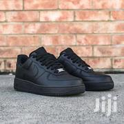 Nike Air Force Black Shoes | Shoes for sale in Central Region, Kampala