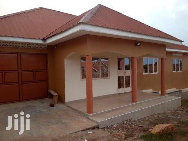 Archive: Namugongo Three Bedroom Standalone House for Rent at 700K