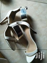 White And Silver | Shoes for sale in Central Region, Kampala