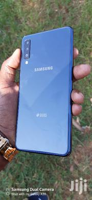 Samsung Galaxy A7 Duos 64 GB Black | Mobile Phones for sale in Central Region, Kampala