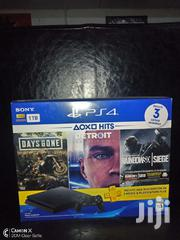 Ps4 Slim Machine With 2 Games And 2 Controllers | Video Game Consoles for sale in Central Region, Kampala