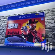 Ps4 Slim Machine With 2 Controllers And Fifa 19 | Video Game Consoles for sale in Central Region, Kampala
