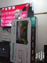 43inches Hisense Smart   TV & DVD Equipment for sale in Central Region, Kampala