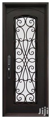 S140819 Wrought Iron High Quality Doors D | Doors for sale in Central Region, Kampala