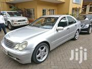 Mercedes-Benz C200 2002 Silver   Cars for sale in Central Region, Kampala