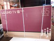 LG UHD 4K Smart Tv 65 Inches | TV & DVD Equipment for sale in Central Region, Kampala