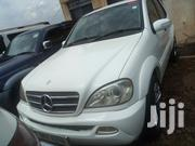 Mercedes-Benz M Class 2004 White | Cars for sale in Central Region, Kampala