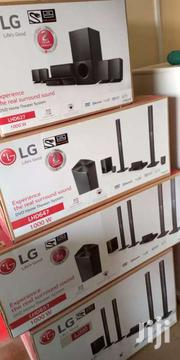 LHD 647 LG HOME THEATRE BLUETOOTH 1000 WATTS MUSIC SYSTEM | TV & DVD Equipment for sale in Central Region, Kampala