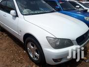 Toyota Altezza 2003 White   Cars for sale in Central Region, Kampala