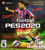 Pes 2020 Demo | Video Games for sale in Central Region, Kampala