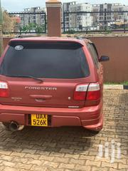 Subaru Forester 2001 Automatic Red | Cars for sale in Central Region, Kampala