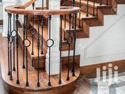 X150819 Wrought Iron Best Staircases D | Building Materials for sale in Central Region, Kampala