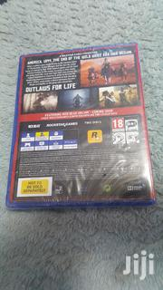 Ps4 Red Dead Redemption | Video Games for sale in Central Region, Kampala