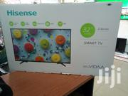 Hisense Smart Flat Screen Digital And Satellite TV 32 Inches | TV & DVD Equipment for sale in Central Region, Kampala