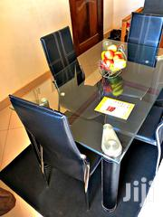 4 Seater Glass Dining Table | Furniture for sale in Central Region, Kampala