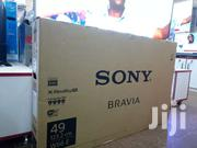 BRAND NEW SONY BRAVIA 49 INCHES SMART 4K DIGITAL FLAT SCREEN TV | TV & DVD Equipment for sale in Central Region, Kampala