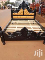 Com Red Leather Beds   Furniture for sale in Central Region, Kampala